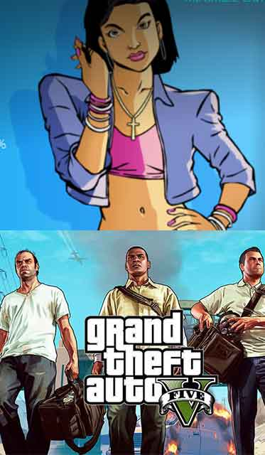 grand theft auto game image for pc